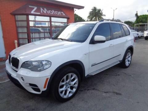 2012 BMW X5 for sale at Z MOTORS INC in Fort Lauderdale FL
