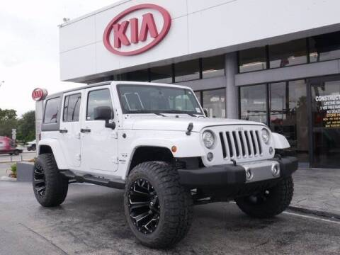 2018 Jeep Wrangler JK Unlimited for sale at JumboAutoGroup.com in Hollywood FL