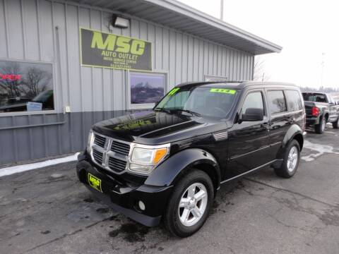 2007 Dodge Nitro for sale at Moss Service Center-MSC Auto Outlet in West Union IA