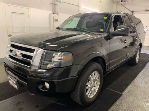2012 Ford Expedition EL for sale at TOWNE AUTO BROKERS in Virginia Beach VA