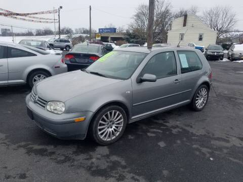 2004 Volkswagen GTI for sale at Credit Connection Auto Sales Inc. CARLISLE in Carlisle PA