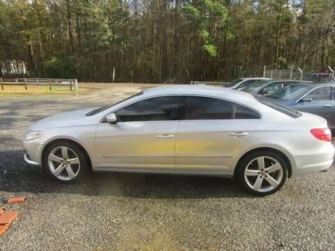 2012 Volkswagen CC for sale at Special Finance of Charleston LLC in Moncks Corner SC
