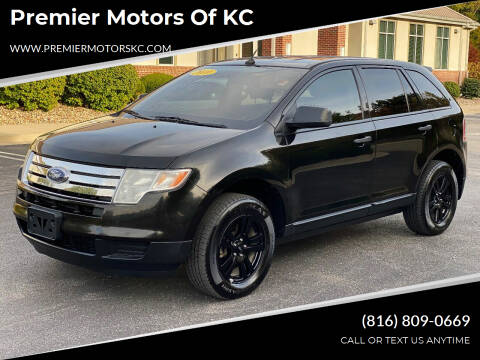 2010 Ford Edge for sale at Premier Motors of KC in Kansas City MO