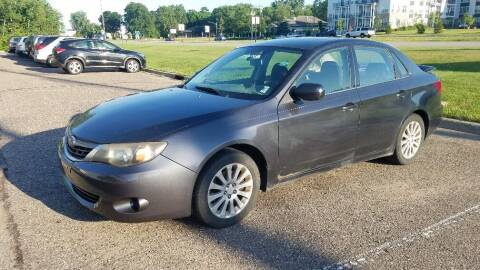 2008 Subaru Impreza for sale at Capital Fleet  & Remarketing  Auto Finance in Columbia Heights MN