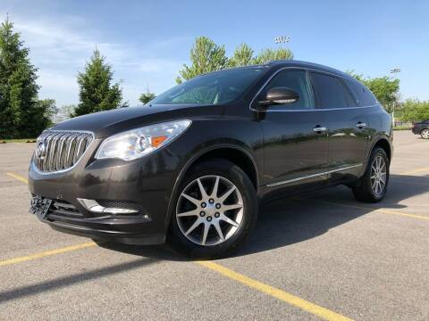 2012 Buick Enclave for sale at Car Stars in Elmhurst IL