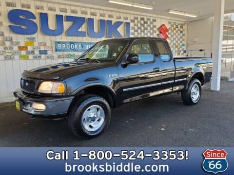 1997 Ford F-150 for sale at BROOKS BIDDLE AUTOMOTIVE in Bothell WA