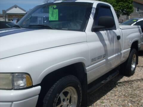 1998 Dodge Ram Pickup 1500 for sale at Flag Motors in Islip Terrace NY