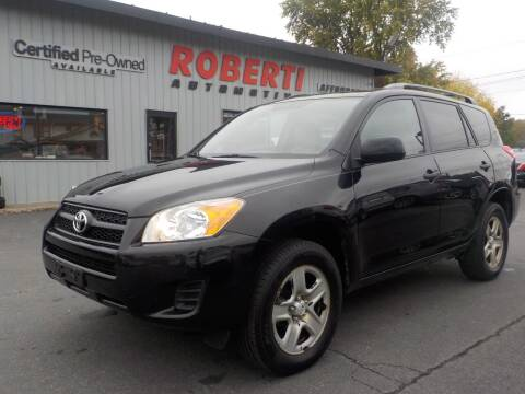 2011 Toyota RAV4 for sale at Roberti Automotive in Kingston NY