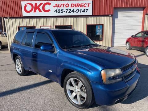 2006 Chevrolet TrailBlazer for sale at OKC Auto Direct, LLC in Oklahoma City OK