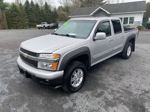 2010 Chevrolet Colorado for sale at walts auto in Cherryville PA