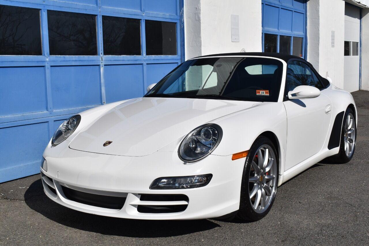 2008 Porsche 911 Carrera S 2dr Convertible