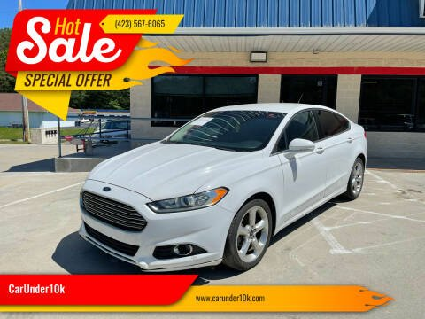 2014 Ford Fusion for sale at CarUnder10k in Dayton TN