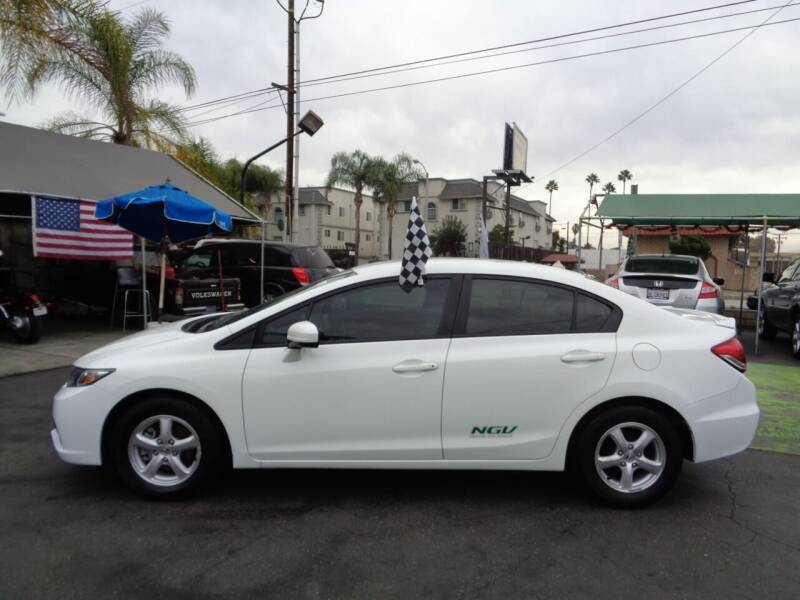 2014 Honda Civic for sale at Pauls Auto in Whittier CA