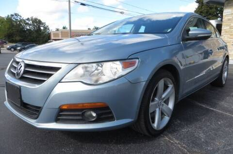 2012 Volkswagen CC for sale at Eddie Auto Brokers in Willowick OH