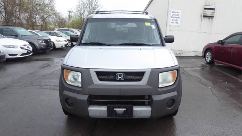 2003 Honda Element for sale at John Lombardo Enterprises Inc in Rochester NY