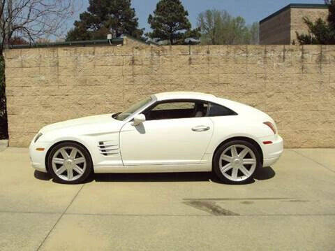 2004 Chrysler Crossfire for sale at Hollingsworth Auto Sales in Wake Forest NC