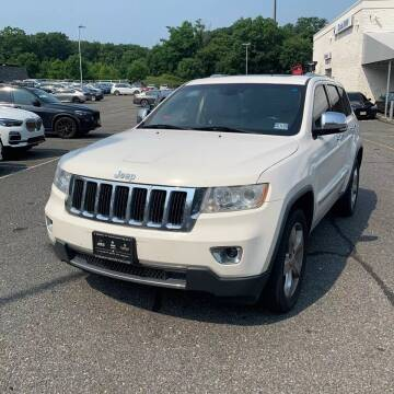 2012 Jeep Grand Cherokee for sale at CRS 1 LLC in Lakewood NJ