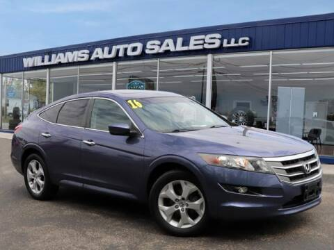 2012 Honda Crosstour for sale at Williams Auto Sales, LLC in Cookeville TN