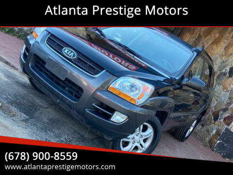2006 Kia Sportage for sale at Atlanta Prestige Motors in Decatur GA