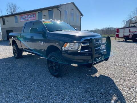 2016 RAM Ram Pickup 2500 for sale at 339 Auto Sales in Belpre OH