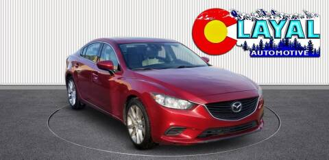 2015 Mazda MAZDA6 for sale at Layal Automotive in Englewood CO