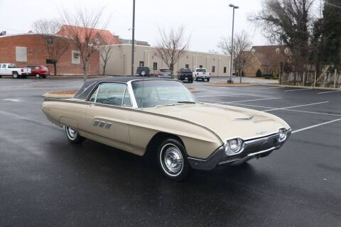 1963 Ford Thunderbird for sale at Auto Collection Of Murfreesboro in Murfreesboro TN
