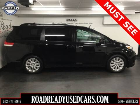 2012 Toyota Sienna for sale at Road Ready Used Cars in Ansonia CT