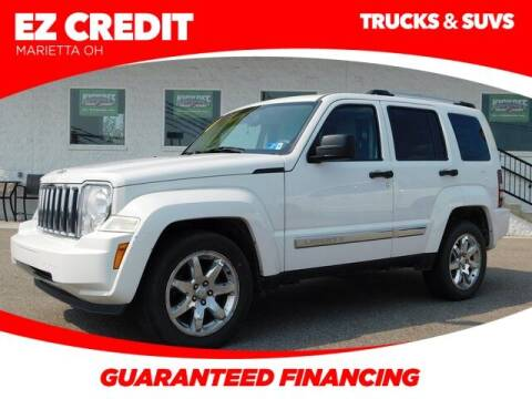 2010 Jeep Liberty for sale at Pioneer Family preowned autos in Williamstown WV