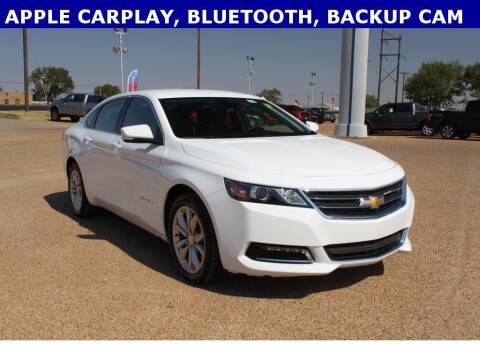 2020 Chevrolet Impala for sale at STANLEY FORD ANDREWS in Andrews TX
