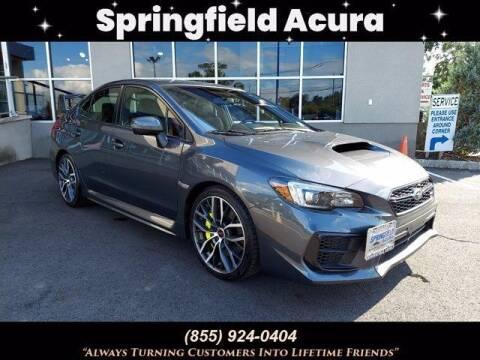 2020 Subaru WRX for sale at SPRINGFIELD ACURA in Springfield NJ