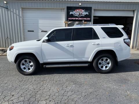 2014 Toyota 4Runner for sale at Jack Foster Used Cars LLC in Honea Path SC