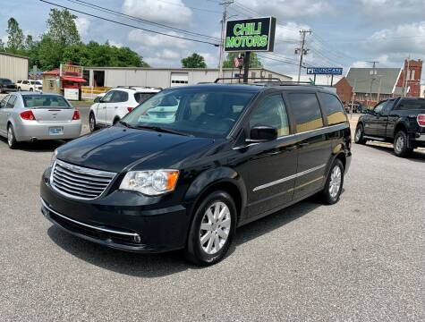 2015 Chrysler Town and Country for sale at CHILI MOTORS in Mayfield KY