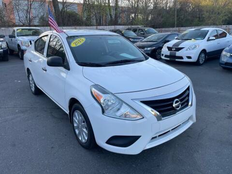 2015 Nissan Versa for sale at Auto Revolution in Charlotte NC