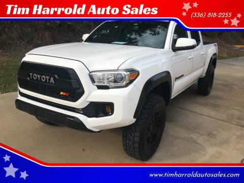 2016 Toyota Tacoma for sale at Tim Harrold Auto Sales in Wilkesboro NC