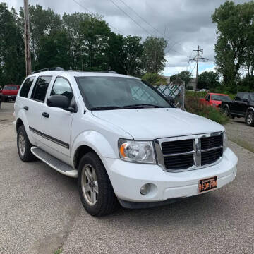 2008 Dodge Durango for sale at American & Import Automotive in Cheektowaga NY