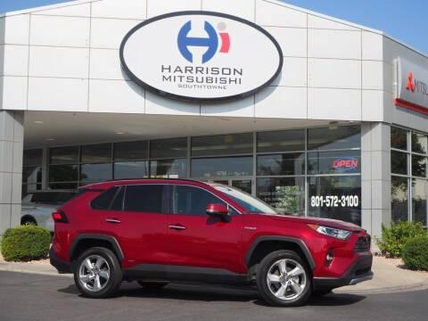 2019 Toyota RAV4 Hybrid for sale at Harrison Imports in Sandy UT
