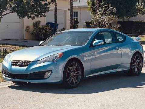 2011 Hyundai Genesis Coupe for sale at Easy Finance Motors in West Park FL