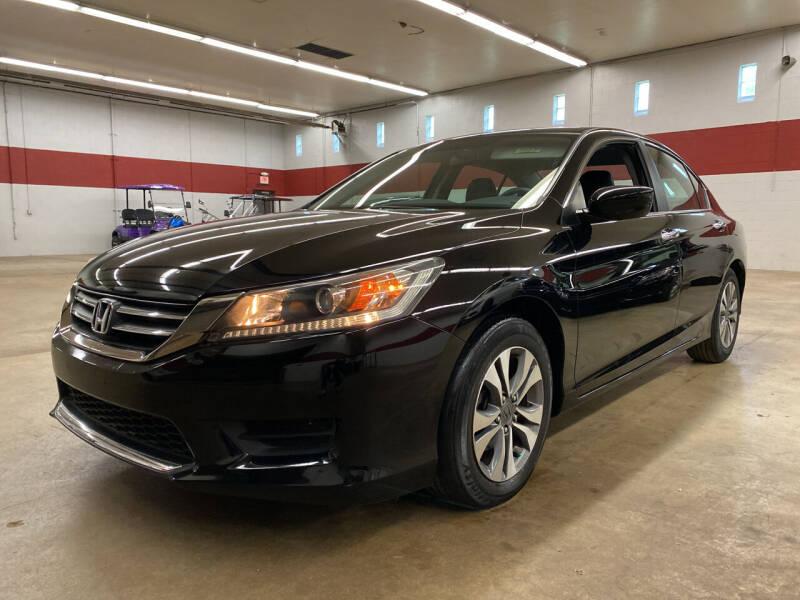 2013 Honda Accord for sale at Columbus Car Warehouse in Columbus OH