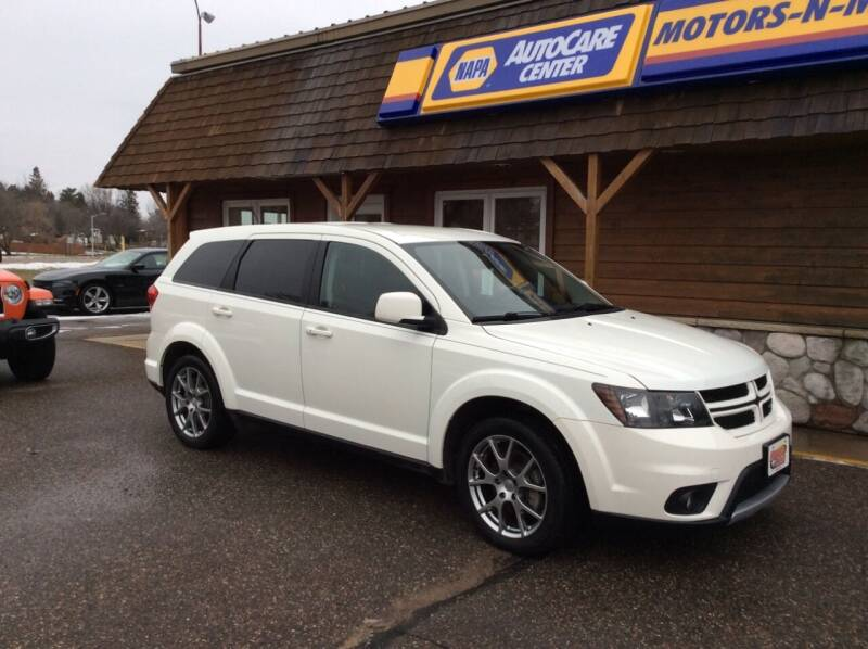 2017 Dodge Journey for sale at MOTORS N MORE in Brainerd MN