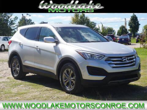 2015 Hyundai Santa Fe Sport for sale at WOODLAKE MOTORS in Conroe TX
