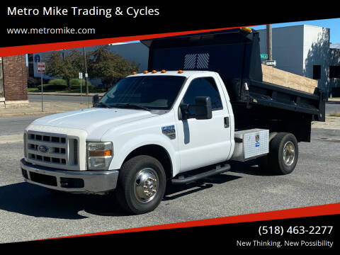 2008 Ford F-350 Super Duty for sale at Metro Mike Trading & Cycles in Albany NY