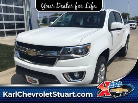 2018 Chevrolet Colorado for sale at Karl Pre-Owned in Glidden IA