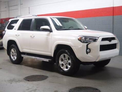 2019 Toyota 4Runner for sale at CU Carfinders in Norcross GA