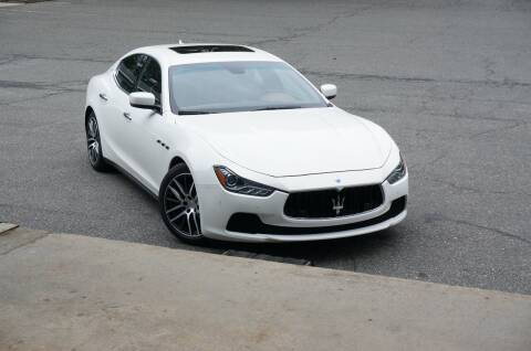 2015 Maserati Ghibli for sale at EuroMotors LLC in Lee MA