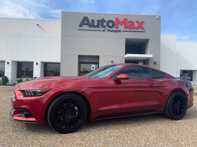2016 Ford Mustang for sale at AutoMax of Memphis - V Brothers in Memphis TN