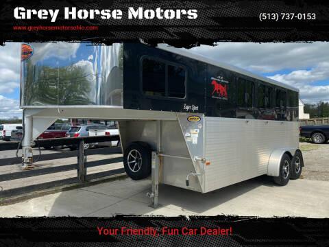 2017 Sundowner 3 Horse Super sport for sale at Grey Horse Motors in Hamilton OH