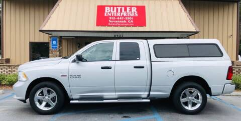 2014 RAM Ram Pickup 1500 for sale at Butler Enterprises in Savannah GA