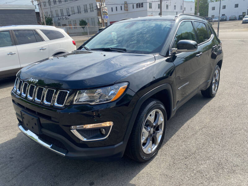 2020 Jeep Compass for sale at Independent Auto Sales in Pawtucket RI