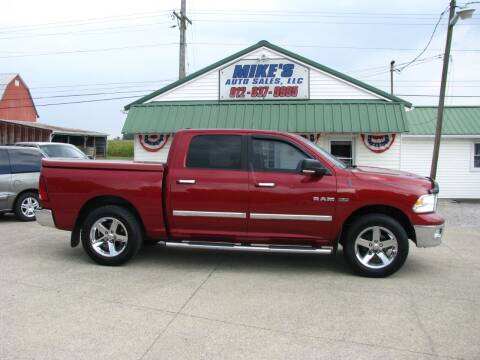 2009 Dodge Ram Pickup 1500 for sale at Mikes Auto Sales LLC in Dale IN
