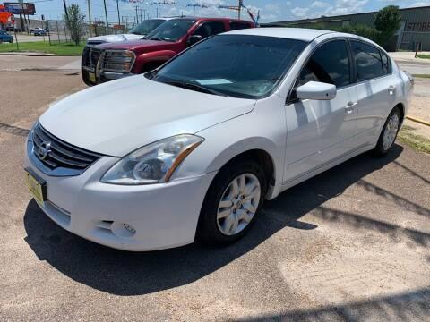 2011 Nissan Altima for sale at Rock Motors LLC in Victoria TX